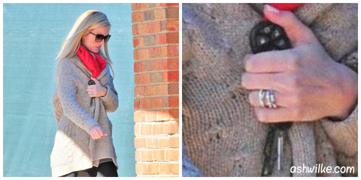 See Emily Maynards Engagement Ring Ashley Wilke